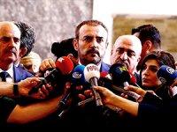 AK Parti: Gündemimizde erken seçim yok