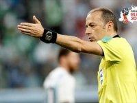 Cüneyt Çakır Dünya Kupası'nda yarı final yönetecek