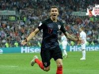 Hırvatistan tarih yazdı