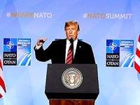 Trump: Kürtler cesur ve büyük bir halk