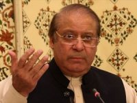 Pakistan'a dönen Navaz Şerif tutuklandı