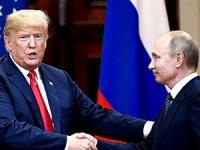 Trump, Putin'i Washington'a davet ediyor