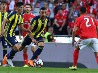 Fenerbahçe tur umudunu İstanbul'a bıraktı