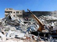 İdlib'deki patlamada 32 kişi öldü 45 kişi yaralandı
