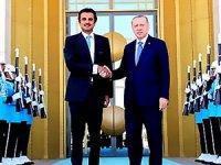 Katar'dan Türkiye'ye 15 milyar dolarlık yatırım