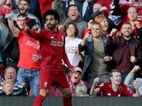 Liverpool, Muhammed Salah ile kazandı