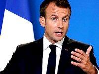 Macron: Kürdistan Bölgesi sırtını Fransa'ya dayayabilir