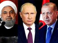 Suriye konulu üçlü zirve eylülde Ankara'da düzenlenecek
