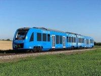Dünyanın ilk hidrojen enerjili treni hizmete girdi