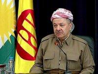 Mesud Barzani: Kürdistan'ı korumaya yeminliyiz
