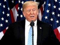Trump: 24 saat içerisinde Suriye'yle ilgili açıklama yapacağım