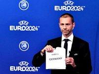 EURO 2024'ün ev sahibi belli oldu: Almanya
