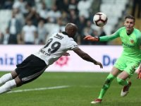 Beşiktaş Kayserispor engelini geçti