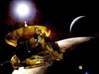 Plüton'un milyarlarca mil ötesinde yeni bir cisim keşfedildi