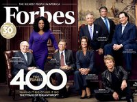 'En Zengin 400 Amerikalı' listesi açıklandı