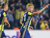 Fenerbahçe'nin yüzü Avrupa Ligi'nde güldü: 2-0
