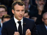 Macron'dan 'Cemal Kaşıkçı' açıklaması