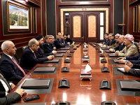 Mesud Barzani: Bağdat Kürtlere garanti vermeli
