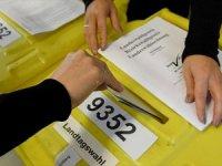 Almanya'da Bavyera seçimleri sonuçlandı