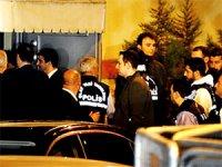 Türk polisi Suudi Konsolosluğu'nda