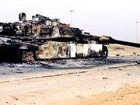 'Peşmerge'nin  ABD Abrams tankını imha etmesi büyük etki yarattı'