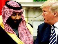Trump: Prens Selman, Kaşıkçı cinayeti hakkında bilgi sahibi olabilir