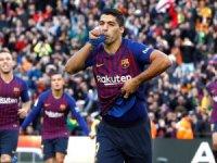 El Clasico'da Barcelona 5 golle kazandı