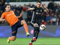 Medipol Başakşehir sahasında Beşiktaş'ı yendi
