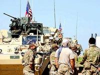 Koalisyon Güçleri SDG ile Türkiye sınırında devriye geziyor