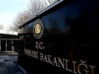 Türkiye'den Arap Birliği'ne tepki: İddiaları tümüyle reddediyoruz