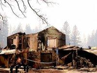 California'daki yangınlarda ölü sayısı yükseliyor
