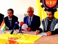Kürdistan Komünist Partisi ilan edildi