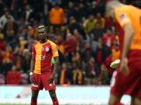 Galatasaray sahasında puan kaybetti