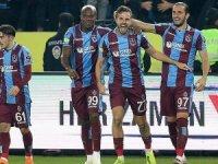 Trabzonspor, Fenerbahçe'yi yendi: 2-1