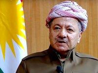Mesud Barzani'nden Newroz mesajı: Önceliğiniz Kürdistan olsun