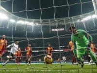 Derbinin galibi Beşiktaş: 1-0
