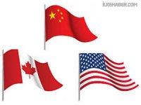 Çin'den ABD ve Kanada'ya uyarı