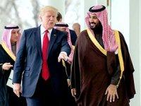 Trump: Muhammed bin Selman'ı destekliyorum