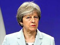Başbakan May partisinden güvenoyu aldı