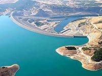 Dicle Barajı'nın kapaklarından biri koptu: 5 ilçe uyarıldı