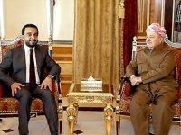 Barzani, Helbusi ve beraberindeki heyeti kabul etti