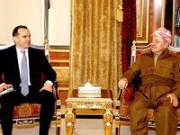 Mesud Barzani, Rojava hakkındaki endişelerini aktardı