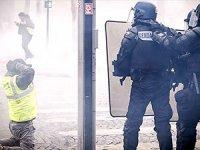 Fransa İçişleri Bakanından sarı yeleklilere tepki: Yeter artık