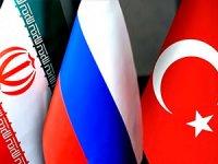 Türkiye, Rusya ve İran: Suriye'de anayasa için uzlaştık