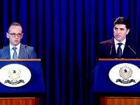 Almanya: Kürdistan'a desteğimiz sürecek