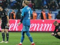 Beşiktaş'ın düşüşü durdurulamıyor