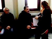 Gözaltına alınan Ferhat Tunç adliyede