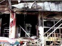 Menbiç'te intihar saldırısı: 2'si ABD askeri 12 kişi öldü