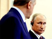Moskova'da Erdoğan-Putin görüşmesi başladı