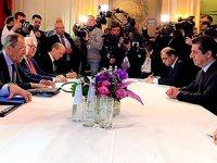 Mesrur Barzani, Lavrov ile görüştü